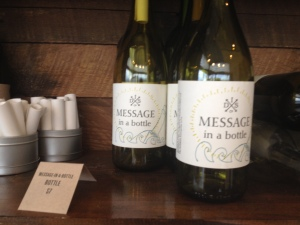 Message-in-a-Bottle bottles to send messages to those not on your island.