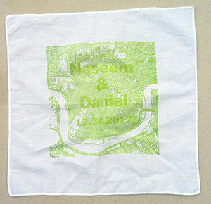 Second Line handkerchief